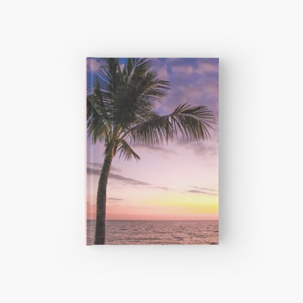 Palm in Paradise Hardcover Journal