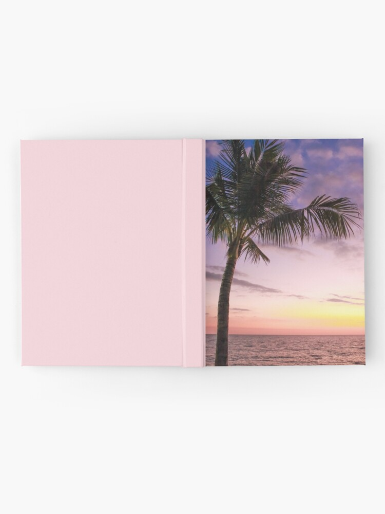 Alternate view of Palm in Paradise Hardcover Journal