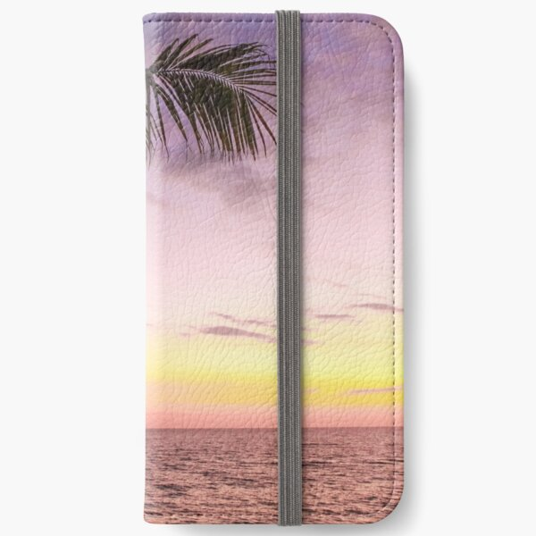 Palm in Paradise iPhone Wallet