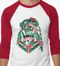 Football Pinball! Men's Baseball ¾ T-Shirt