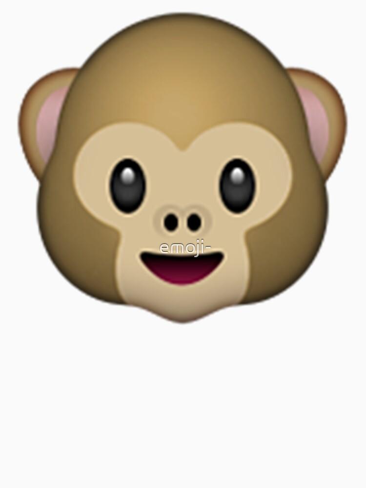 Monkey Emojiu0026quot; T-Shirts u0026 Hoodies by emoji- : Redbubble