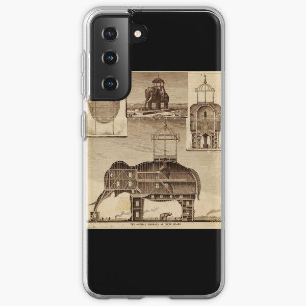 The Original Elephant of Coney Island Samsung Galaxy Soft Case