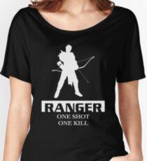 Ranger Inverted Women's Relaxed Fit T-Shirt
