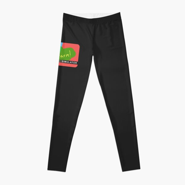 Simulator Leggings Redbubble