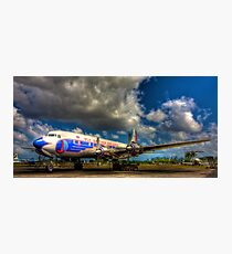Eastern Airlines Vision of the Past Photographic Print