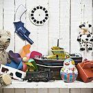 Toy shelf by friendlydragon