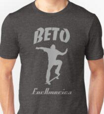 Beto für Amerika - Grau Unisex T-Shirt