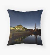 Good Night Charlestown Throw Pillow