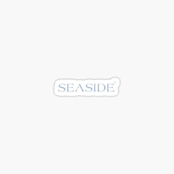Seaside Florida  Sticker