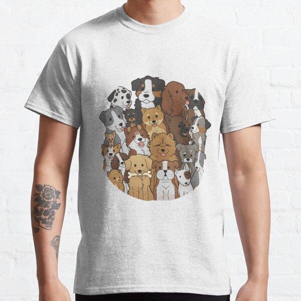 Doggo Collage Classic T-Shirt