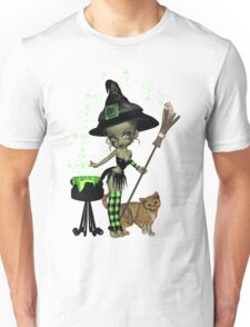 Little Earth Witch Unisex T-Shirt