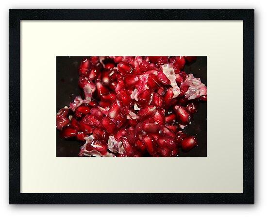 Pomegranate Massacre  by v-something