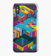 F graphics pattern 3 iPhone Case/Skin