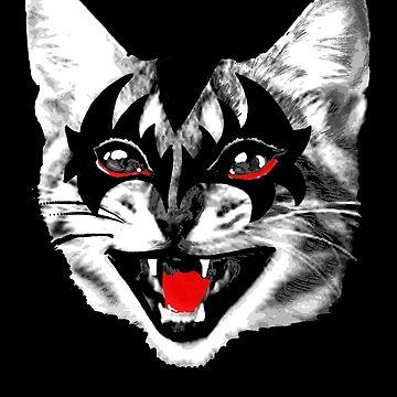 Rock Star Kitten 2 by RobertoJL
