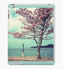 Blooms by the Sea - Panama Landscape  iPad Case/Skin