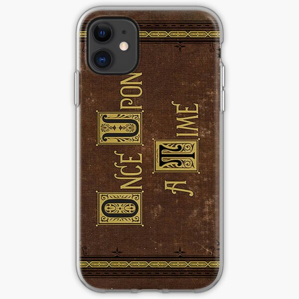 Once Upon a Time Merchandise iPhone Soft Case