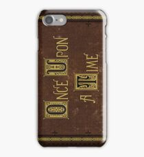 Once Upon a Time Merchandise iPhone Case/Skin