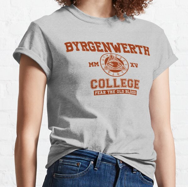 Byrgenwerth College Classic T-Shirt