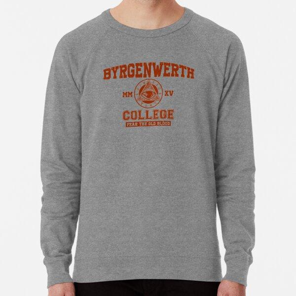 Byrgenwerth College Lightweight Sweatshirt