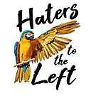 Haters to the left by WildQ Style
