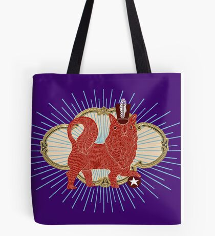 Deluxe Dog Tote Bag