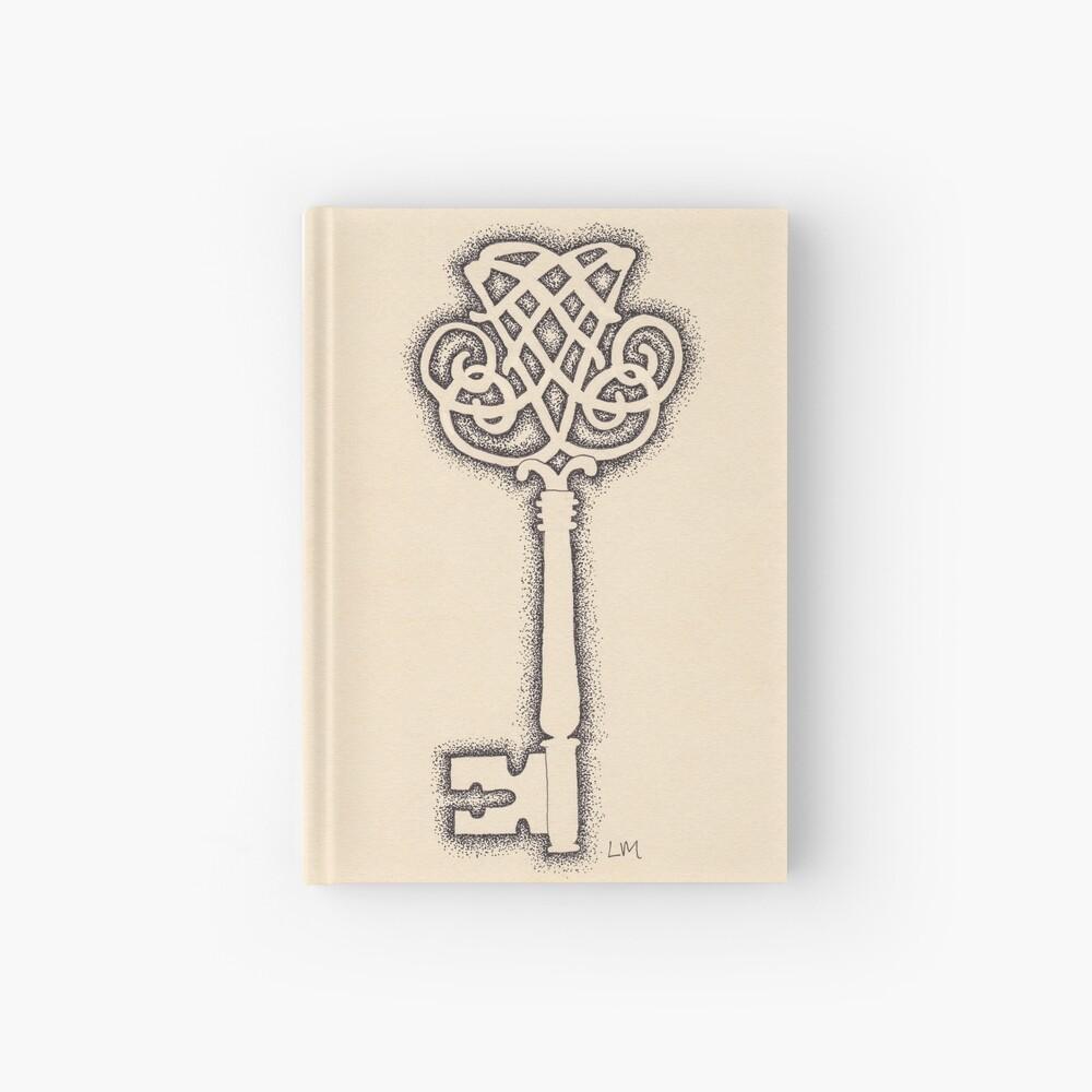 Skeleton Key Hardcover Journal