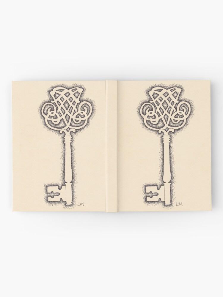 Alternate view of Skeleton Key Hardcover Journal