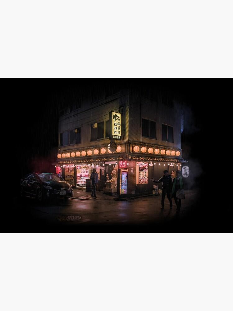 Tokyo Shop in the void by TokyoLuv