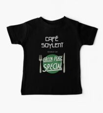 Soylent Cafe's Green Plate Special Baby Tee