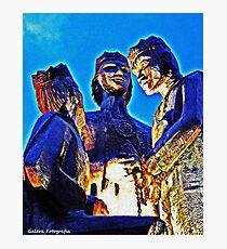 The Three Kings Of Juana Diaz Photographic Print