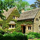 Cotswold Cottage by Rodney Campbell