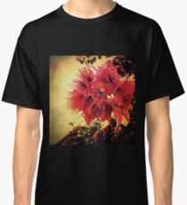 Sunset Bougainvillea Classic T-Shirt
