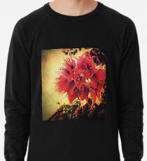 Sunset Bougainvillea Lightweight Sweatshirt