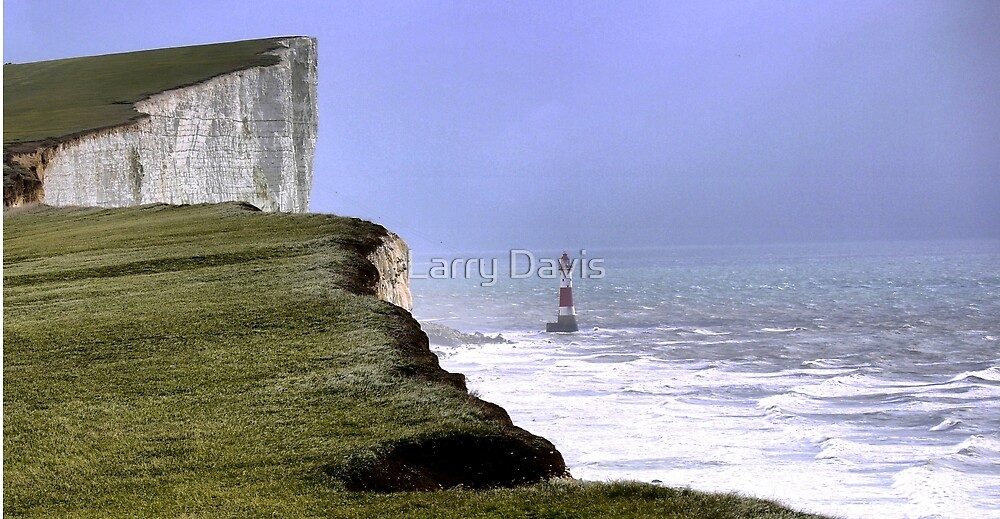 Beachy Head (1) by Larry Lingard-Davis
