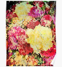 Springtime Bouquet Art Poster
