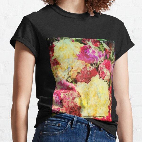Springtime Bouquet Art - Floral Gift Classic T-Shirt