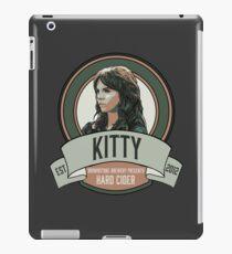 Brownstone Brewery: Kitty Winters Hard Cider iPad Case/Skin