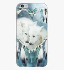 Heart Of A Wolf iPhone Case