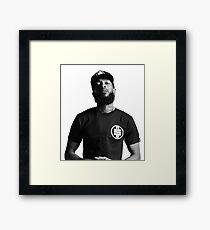 Nipsey Hussle Crenshaw M536 Framed Print