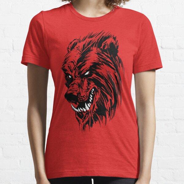 Black Werebear Essential T-Shirt