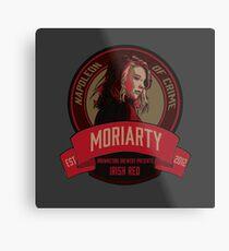 Brownstone Brewery: Jamie Moriarty Irish Red Metal Print