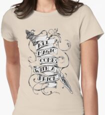 Once Upon a Time Merchandise Womens Fitted T-Shirt