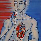 A portrait inside*bioneart by geministudd