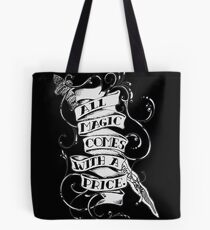 Once Upon a Time Merchandise Tote Bag