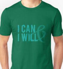 Camiseta ajustada Puedo y lo haré
