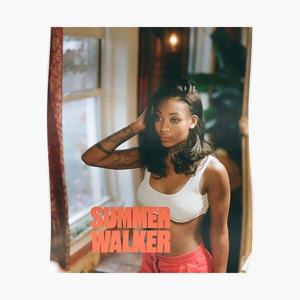 BANG Summer Walker Tour 2019 Poster