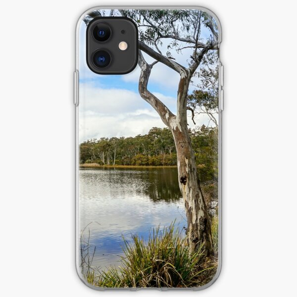 Dunns Swamp, Cudgegong River, Wollemi National Park iPhone Soft Case