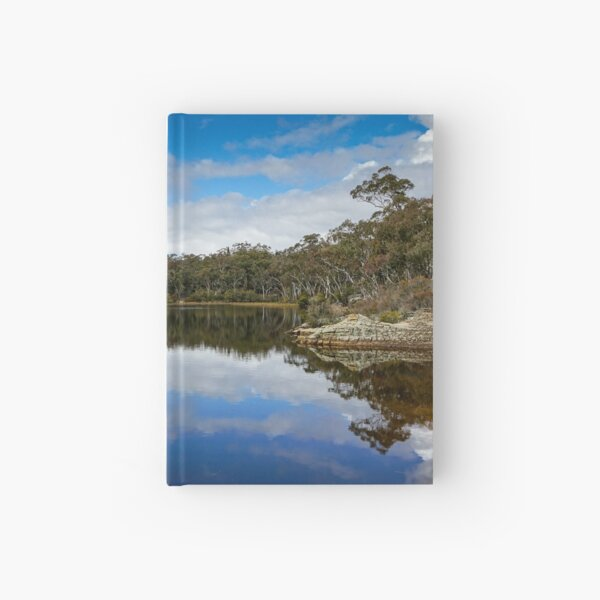 Dunns Swamp, Cudgegong River, Wollemi National Park, NSW Hardcover Journal