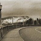 Columbia River Gorge, Oregon, USA  by Bob Hortman