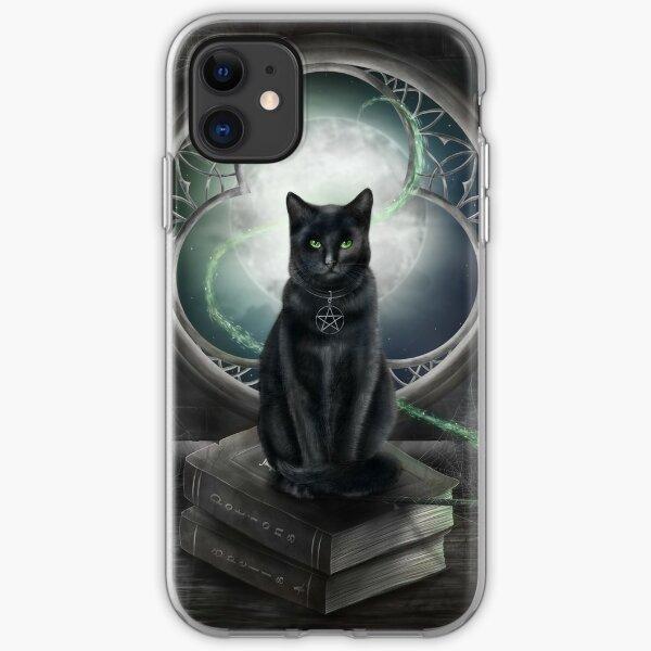 A Familiar Cat iPhone Soft Case